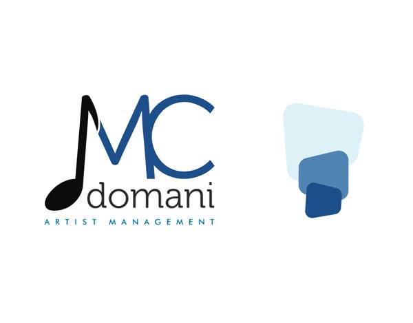 Mcdomani work logo e grafiche