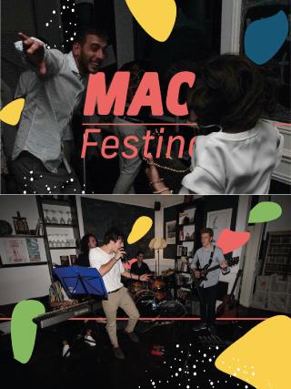 mac fest branding stampa offline