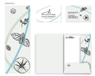 offline web carlo dibenedetto chef branding logo moodmama portfolio