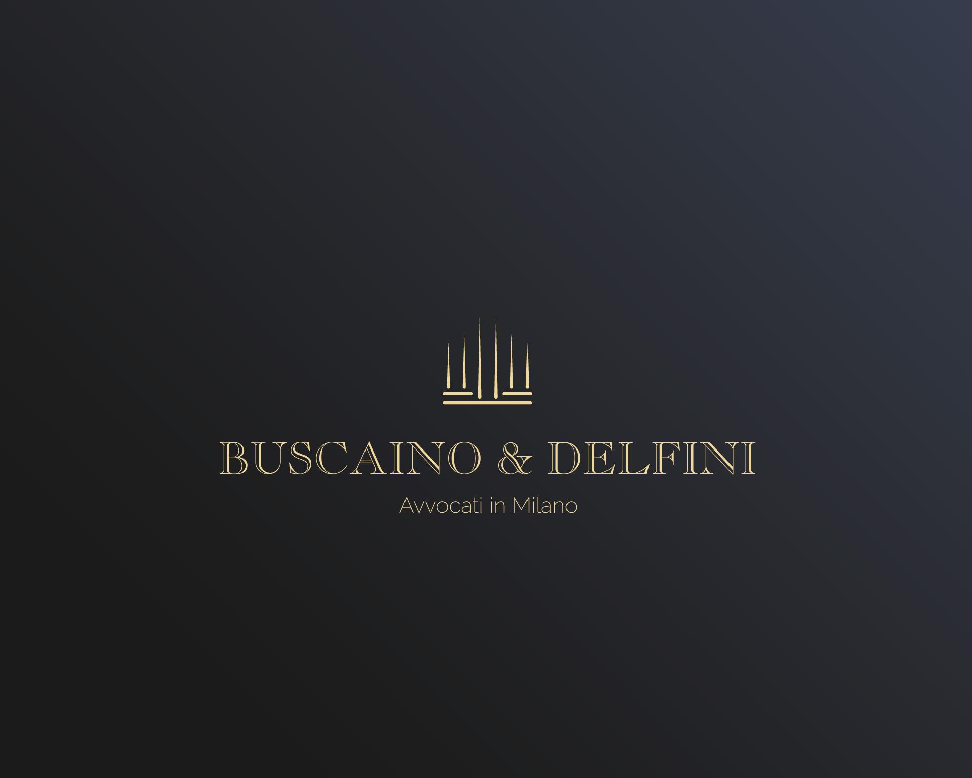 buscaino & delfini moodmama sito brochure web branding rebranding logo