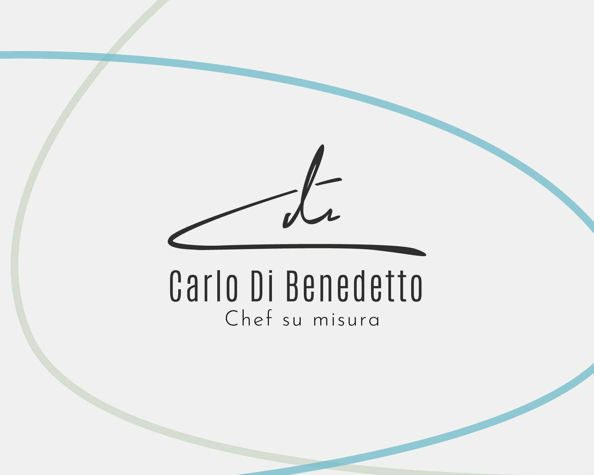 copertina web carlo dibenedetto chef branding logo moodmama portfolio