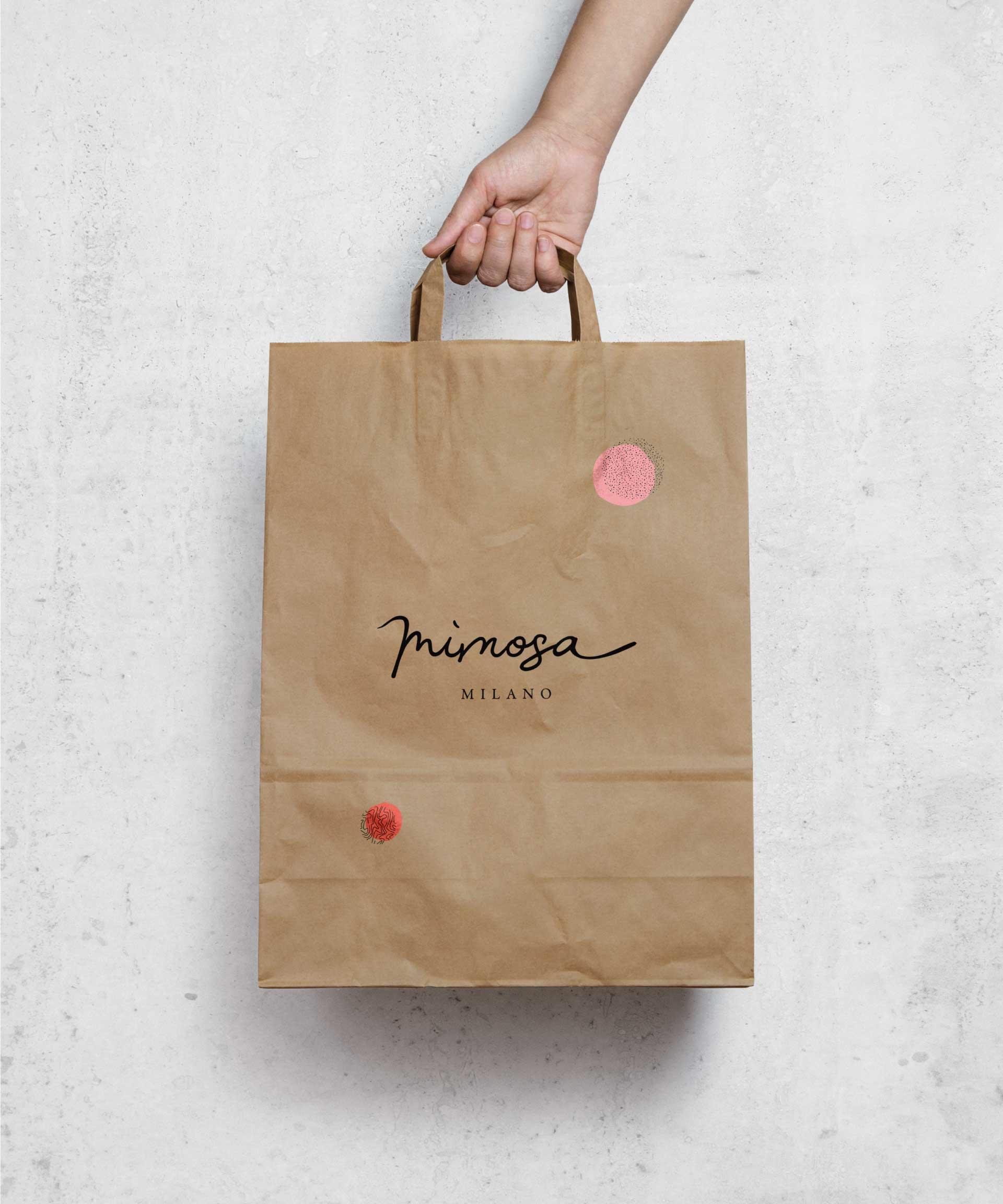 mimosa moodmama sito brochure web branding social eventi portfolio busta di carta