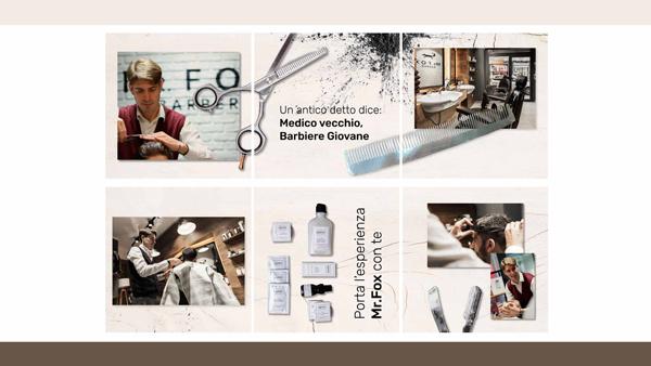Mrfox work instagram grafiche